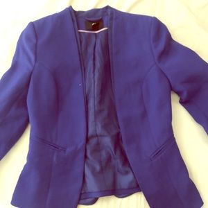 Fashion Forward Purple Blazer